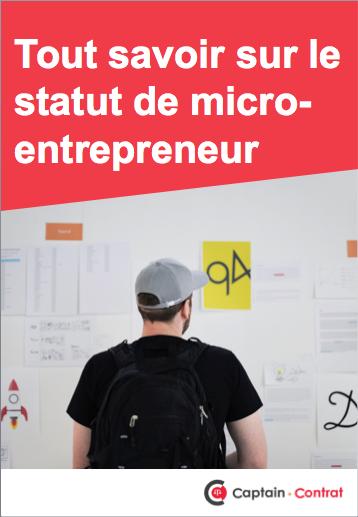 Ebook : tout savoir sur le micro-entrepreneur