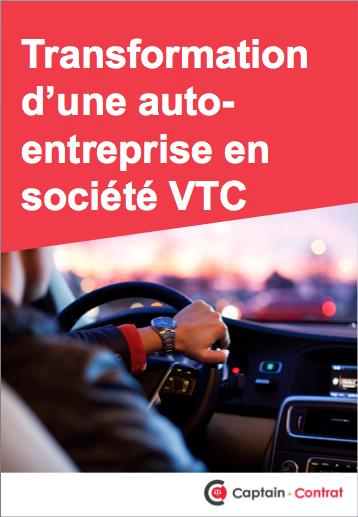Passer d'auto entrepreneur à société en VTC ?