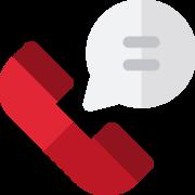 Conversation au téléphone - Phone conversation