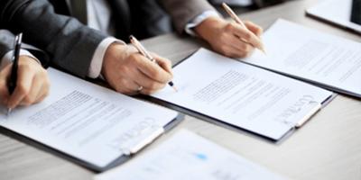 Contrat de travail indeterminée CDI