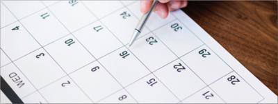 Indépendants : attention à la date de dépôt de votre DSI