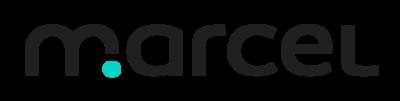 Marcel-logo-noir