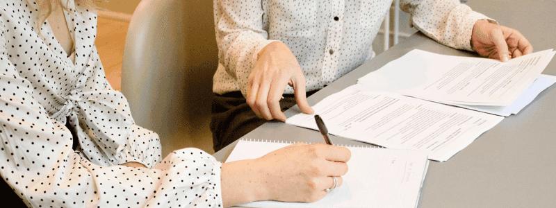 Rédiger contrat de partenariat