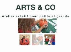 Création de sa SASU en ligne avec Captain Contrat : art & co