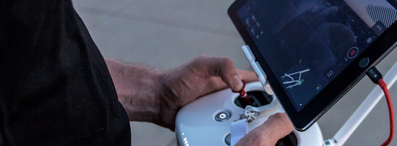pilote drone microentreprise