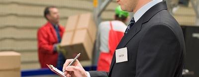 Procédure d'un contrôle de l'inspection du travail