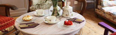 Créer son salon de thé