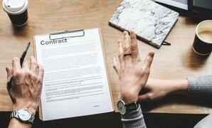 Tout savoir sur la rédaction d'un contrat seul