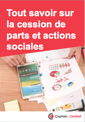 Cessions parts actions sociales
