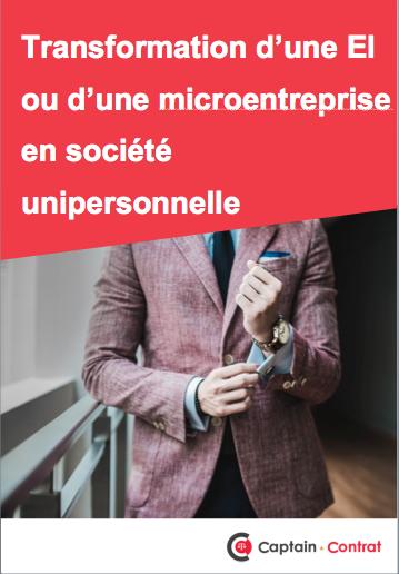 Transfo EI Société