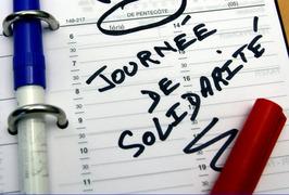 Lundi De Pentecote Jour Ferie Ou Journee De La Solidarite
