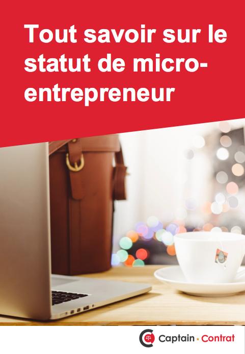 Le Guide Juridique du micro-entrepreneur