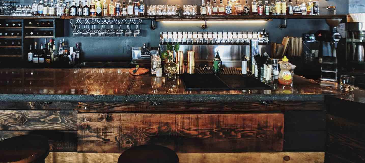 ouvrir un bar à champagne