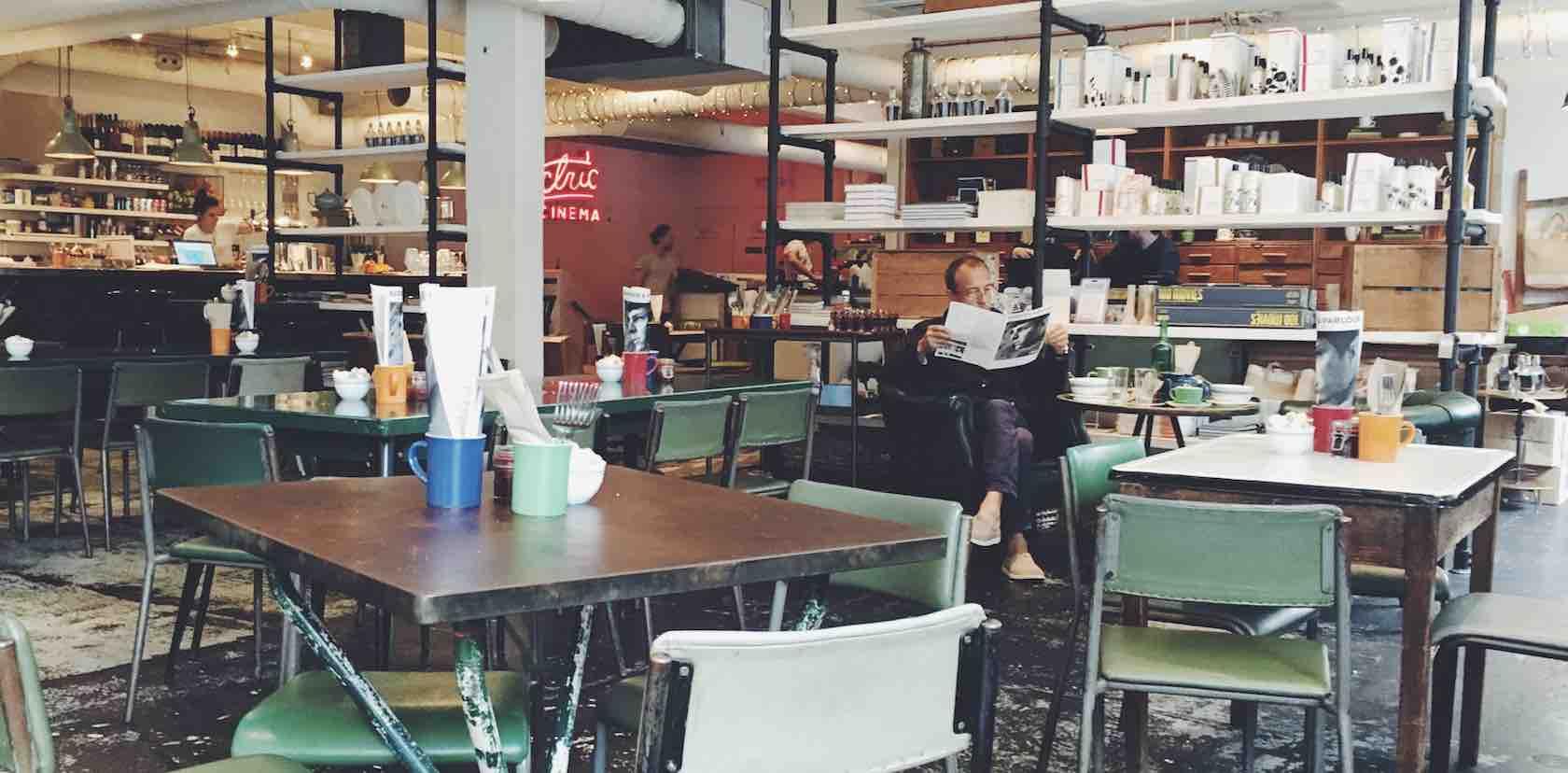 ouvrir un café librairie