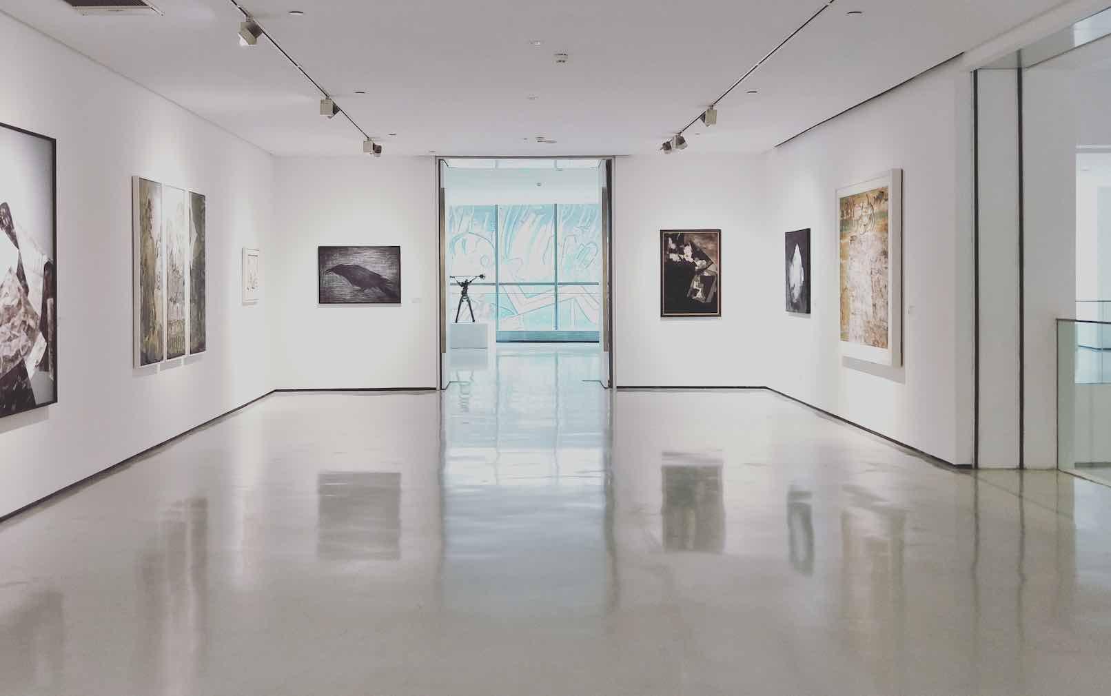 ouvrir une galerie d'art